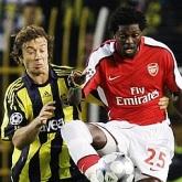 Arsenal deklasuje Fenerbahce Stambuł 5:2! + video