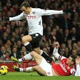 Składy: Arsenal vs Fulham
