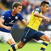 Mistrz z wicemistrzem na dole tabeli: Leicester vs Arsenal