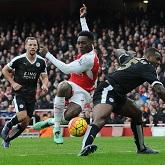 Mistrz i wicemistrz w dołku formy: Arsenal vs Leicester