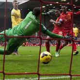 Po pierwsze domowe zwycięstwo! Arsenal - Liverpool