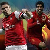 Zmazać plamę na honorze i awansować, Arsenal - Liverpool!