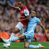 Garść statystyk: Manchester City vs Arsenal
