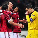 Wenger: Milan bez szans w starciu z Barceloną