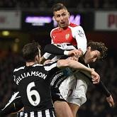 Statystycznie rzecz biorąc: Arsenal vs Newcastle