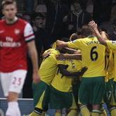 Galeria: Norwich vs Arsenal
