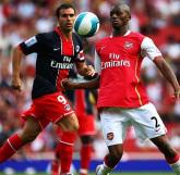 PSG kolejnym uczestnikiem Emirates Cup