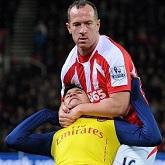 Po zwycięstwo do krainy rzeźników: Stoke - Arsenal