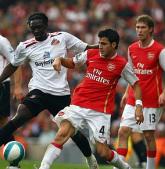 Składy: Sunderland - Arsenal