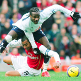 Van der Vaart: Tottenham jest w stanie zdeklasować Arsenal