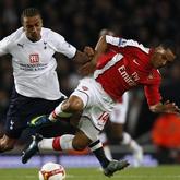 Horror na Emirates Stadium! Spurs ratują remis 4-4