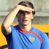 Arszawin trenuje z reprezentacją Rosji
