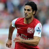 Krótka analiza gry Mikela Artety w linii pomocy Arsenalu