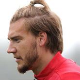 Bendtner: Nie żałuję, że zostałem