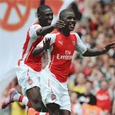Rzut oka na szczegóły: Sanogo i Campbell
