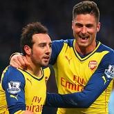 Takich Kanonierów chcemy oglądać! Man City 0-2 Arsenal
