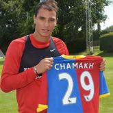 Oficjalnie: Chamakh w Crystal Palace