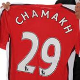 Fiorentina chce Chamakha