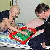 Spełnij marzenie 12-letniego, chorego na białaczkę Dawida