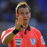 Mark Clattenburg sędzią meczu z Evertonem