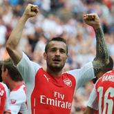 Powrót rekonwalescentów, Arsenal XI 4-0 Brentford