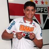 Denilson zawodnikiem Sao Paulo