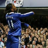 Drogba nie zagra z Arsenalem