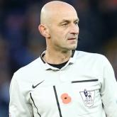 Roger East sędzią meczu z Burnley