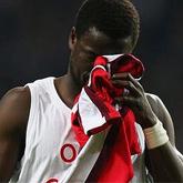 Wenger: Eboue to teraz inny piłkarz