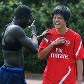 Eboue wciąż pamięta o Arsenalu