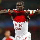 Eboue: Chciałbym wrócić do Arsenalu