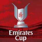 Emirates Cup: Benfica 1:3 Valencia