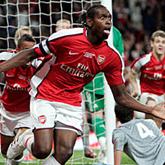 Pogrom i hat-trick JETa! Hastings 0-9 Arsenal XI!
