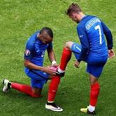 EURO 2016: Francja, Niemcy i Belgia grają dalej