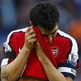 Fabregas o meczu z Arsenalem