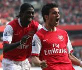 Jak Fabregas planuje uratować Arsenal (wywiad z Cesciem)