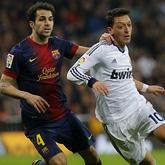 Fabregas: Özil wspaniałym wzmocnieniem