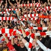 Spotkania kibiców na mecz ze Stoke