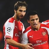 Flamini: Alexis daje bardzo dużo drużynie