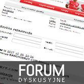 Otwarcie nowego Forum Dyskusyjnego
