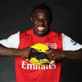 Arsenal gotów na sprzedaż Frimponga?