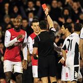 Jak nie należy grać w obronie, Fulham 2:1 Arsenal