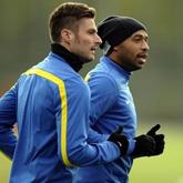 Henry chwali Girouda: Chciałbym z nim grać