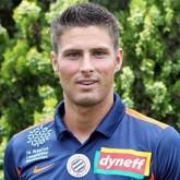 Giroud nie opuści Montpellier?