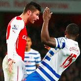Niepotrzebna nerwowa końcówka, Arsenal 2-1 QPR