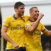 Arsenal wygrywa w małych derbach Londynu 3:1