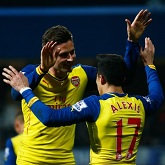 Kolejne wymęczone zwycięstwo - QPR 1:2 Arsenal!