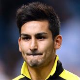 Gundogan nie zagra z Arsenalem