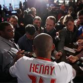 Thierry Henry i ja