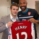 Henry: Arsenal potrzebuje Wilshere'a